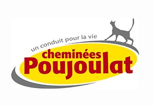 Cheminées Poujoulat logo