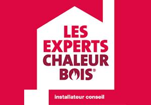 Les Experts Chaleur Bois logo