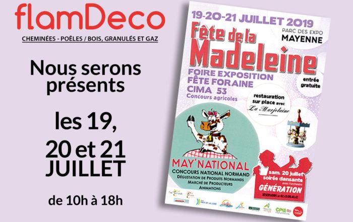 FOire Mayenne 2019 Flamdeco
