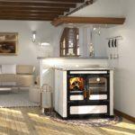 cuisinière à bois série L
