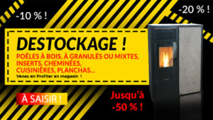 Flamdeco destockage poêles cheminees