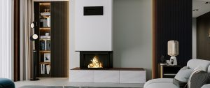 Canelle Seguin cheminée céramique