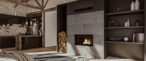 Fidji Seguin cheminée céramique