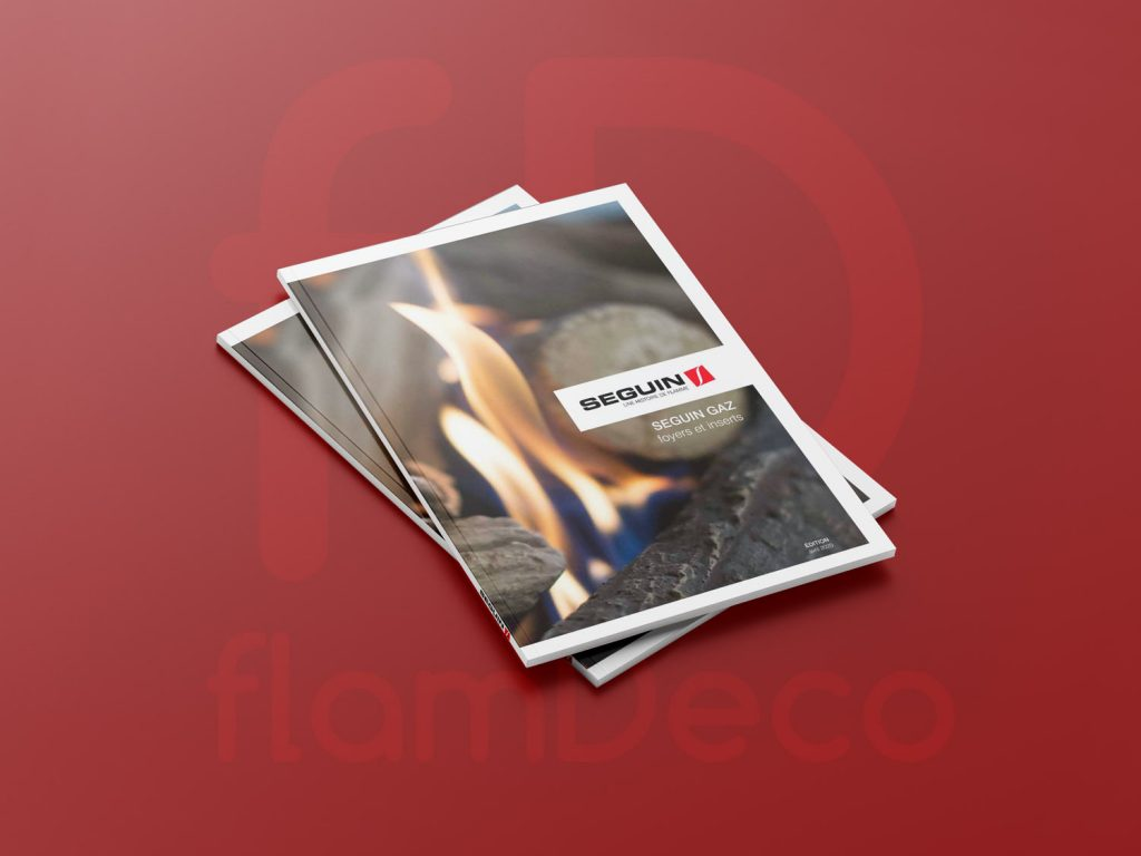 FlamDéco Catalogue Seguin Duteriez Gaz